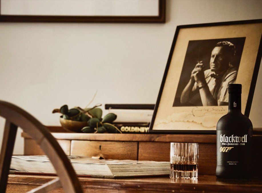 Limited Edition 007 Blackwell Rum