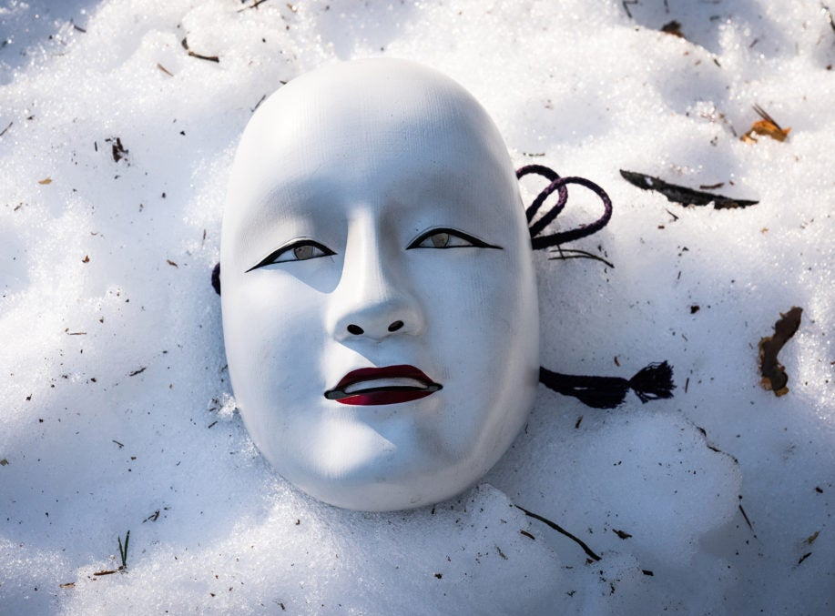 No Time To Die Safin Mask Prop Replica