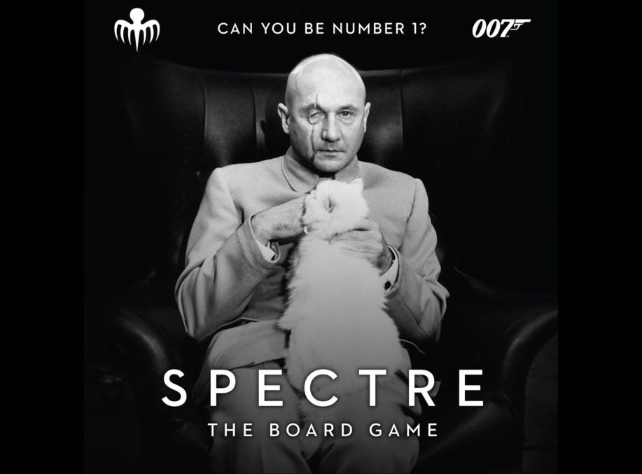 Coming Soon SPECTRE: The Board Game