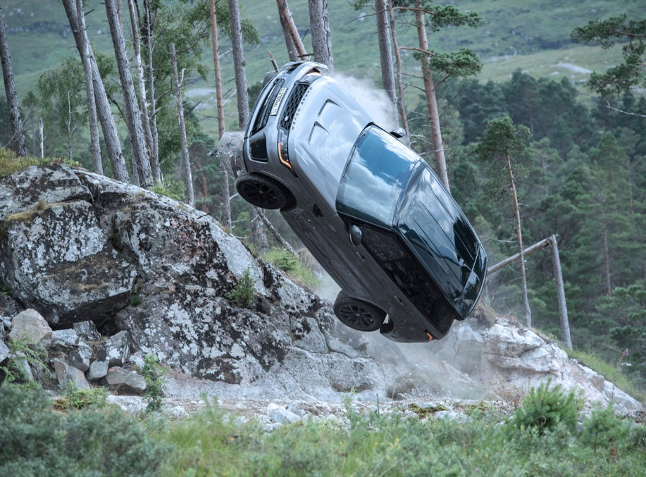 Behind The Scenes With The Range Rover Sport SVR