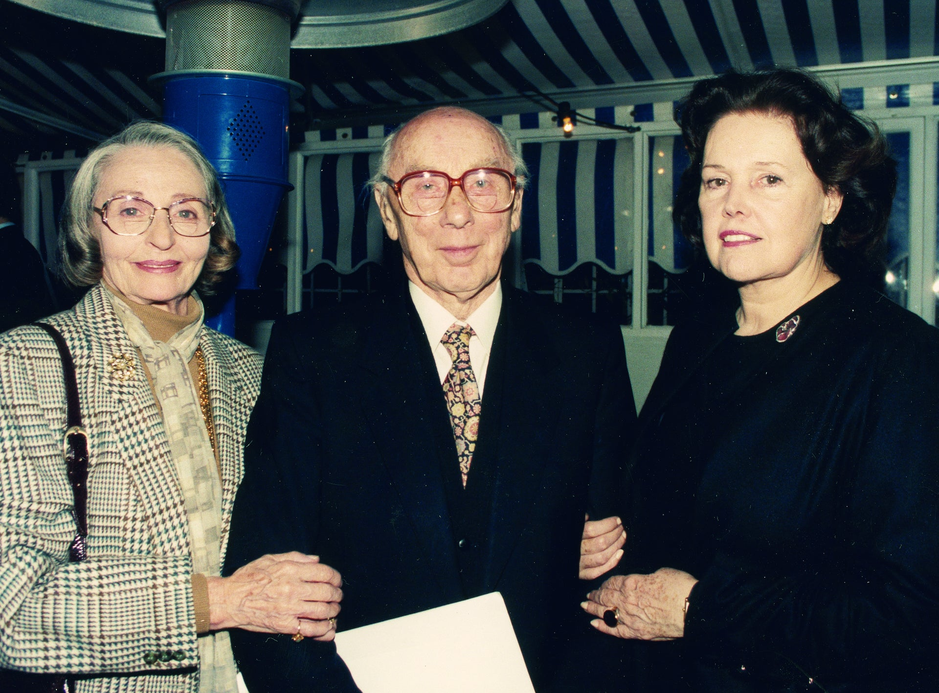 Donald Zec (1919-2021)