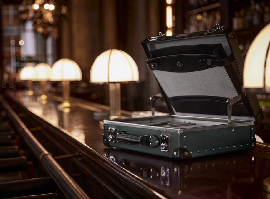 007 Attaché Case Released By Globe-Trotter
