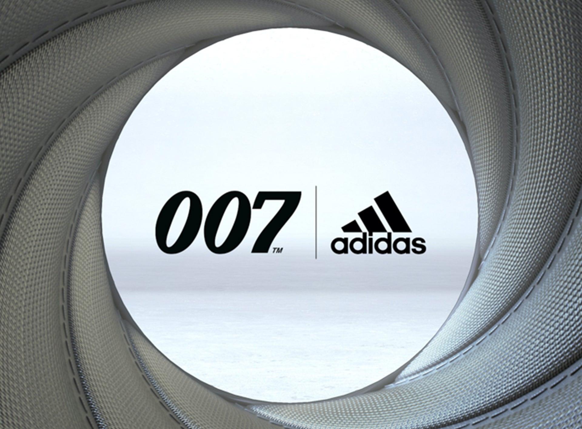 adidas x James Bond Collection Unveiled