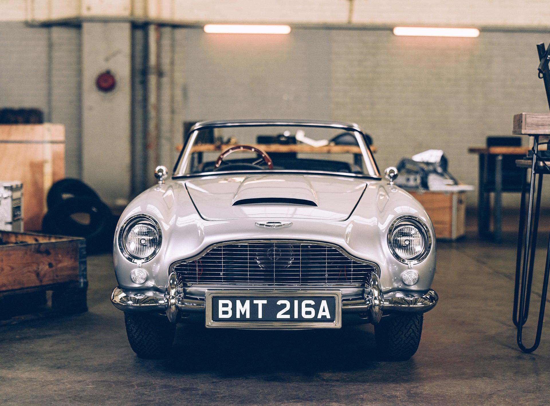 Aston Martin DB5 Junior <i>No Time To Die</i> Edition
