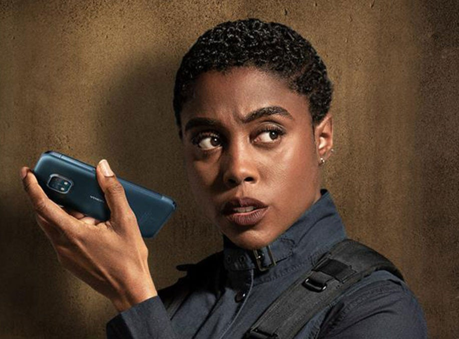 Lashana Lynch Features In Bond Inspired Nokia TV Spot