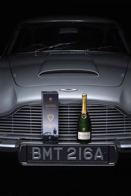 Champagne Bollinger Launch New Limited Edition