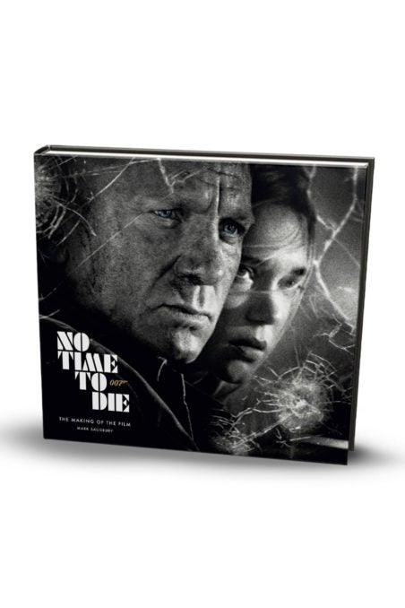 """""""No Time To Die: The Making of the Film"""" Book Released"""