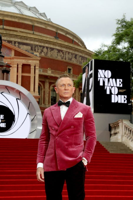 Inside The No Time To Die World Premiere